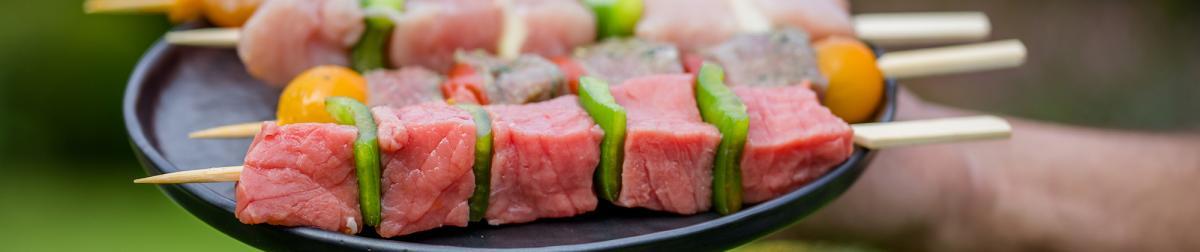 Das Auftauen des Fleischs