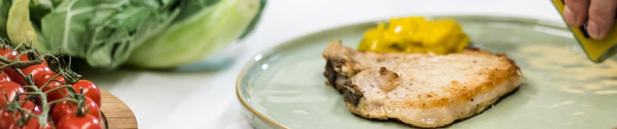 Les côtelettes de porc les plus juteuses