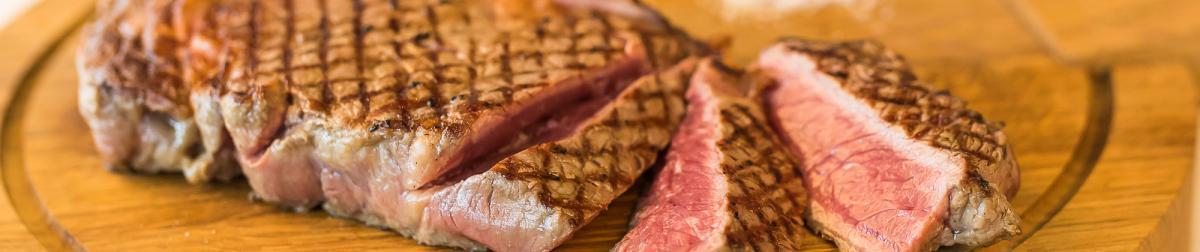 Le parfait steak saignant